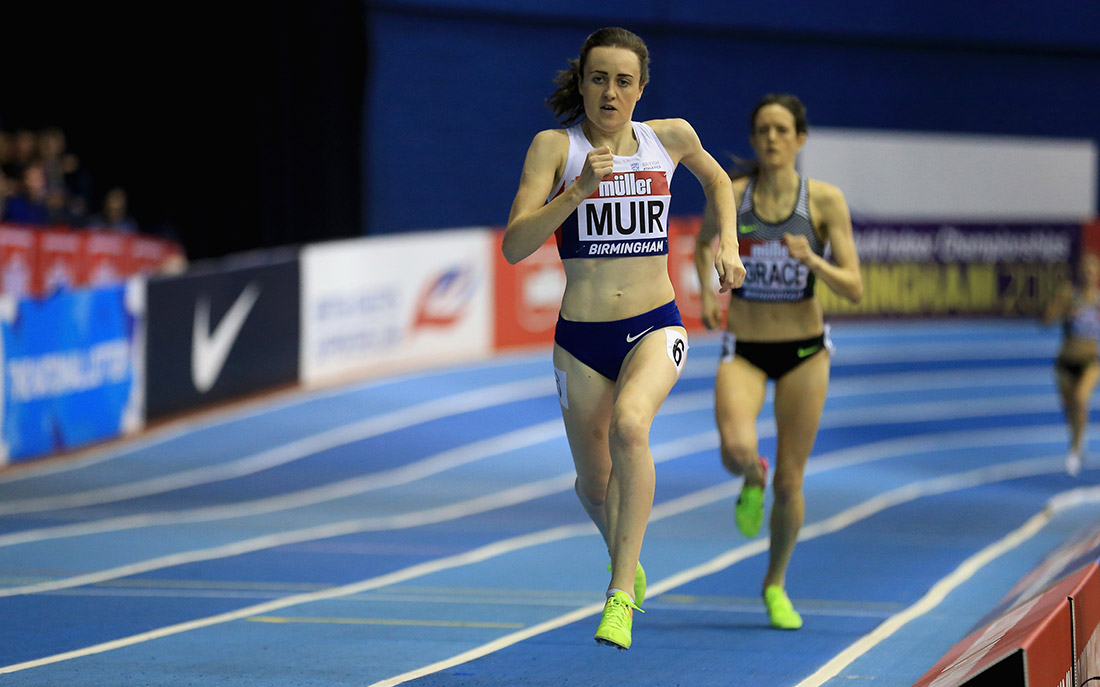 Glasgow to host European Athletics Indoor Championships 2019