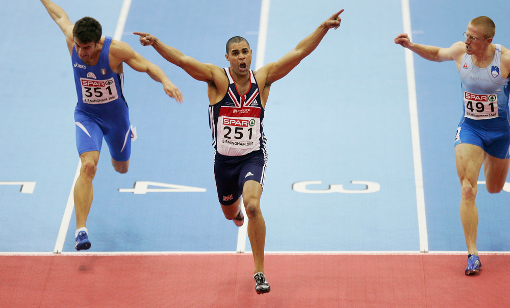 Five of the best European Athletics Indoor Championships sprint races