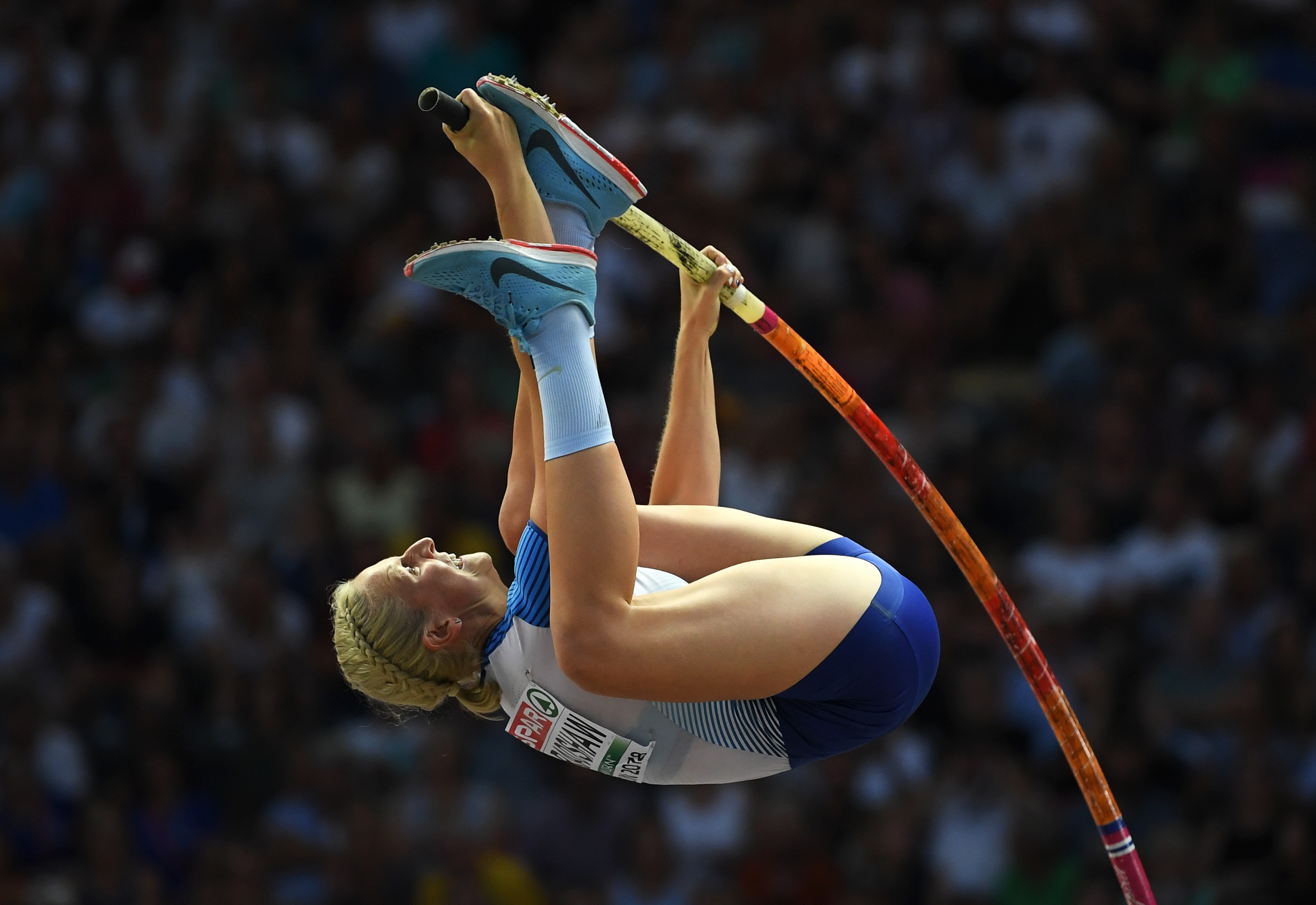 Holly Bleasdale European Indoor Championships