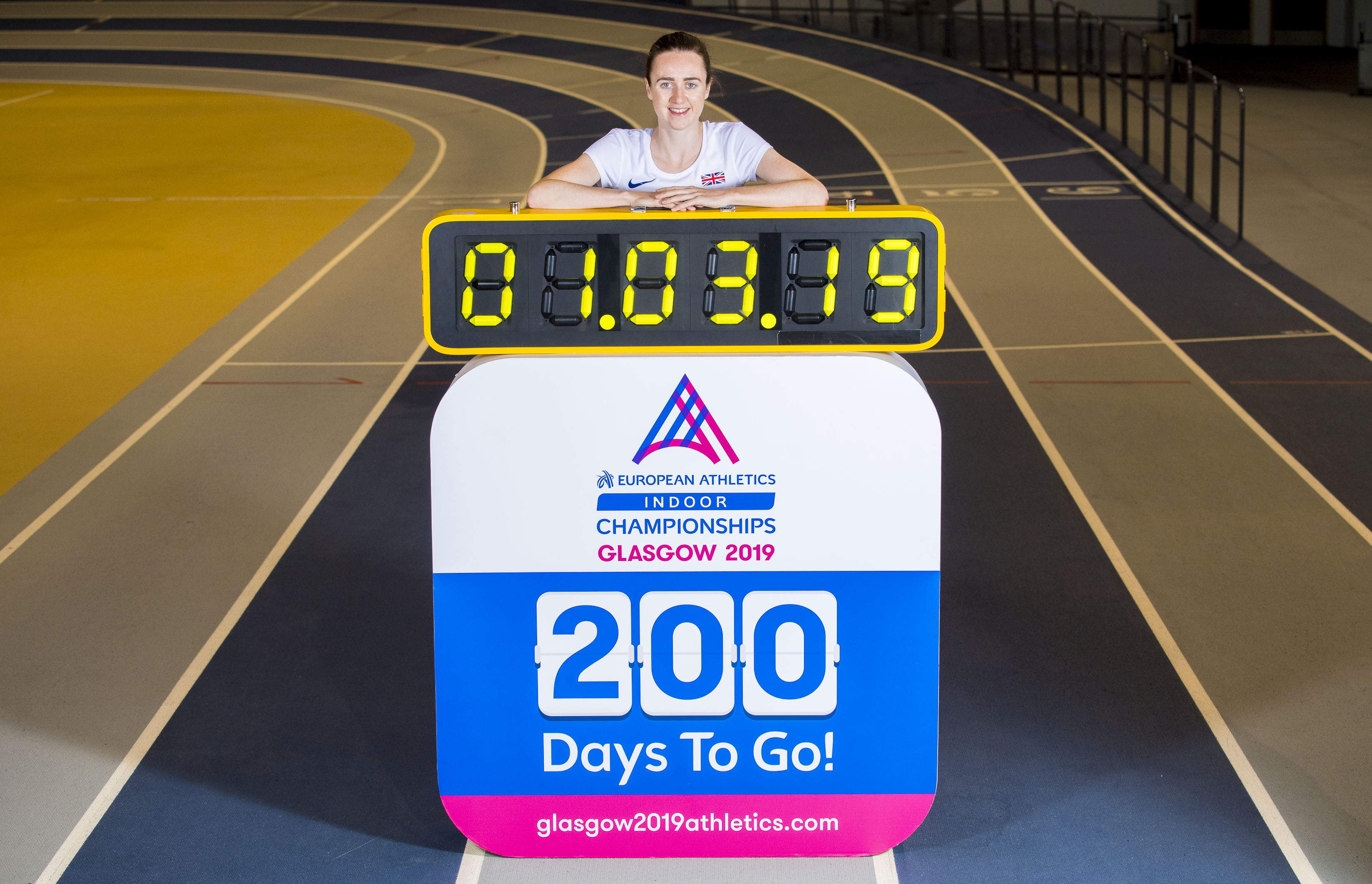 200 Days To Go: Full schedule for 2019 European Atletics Indoor Championships revealed
