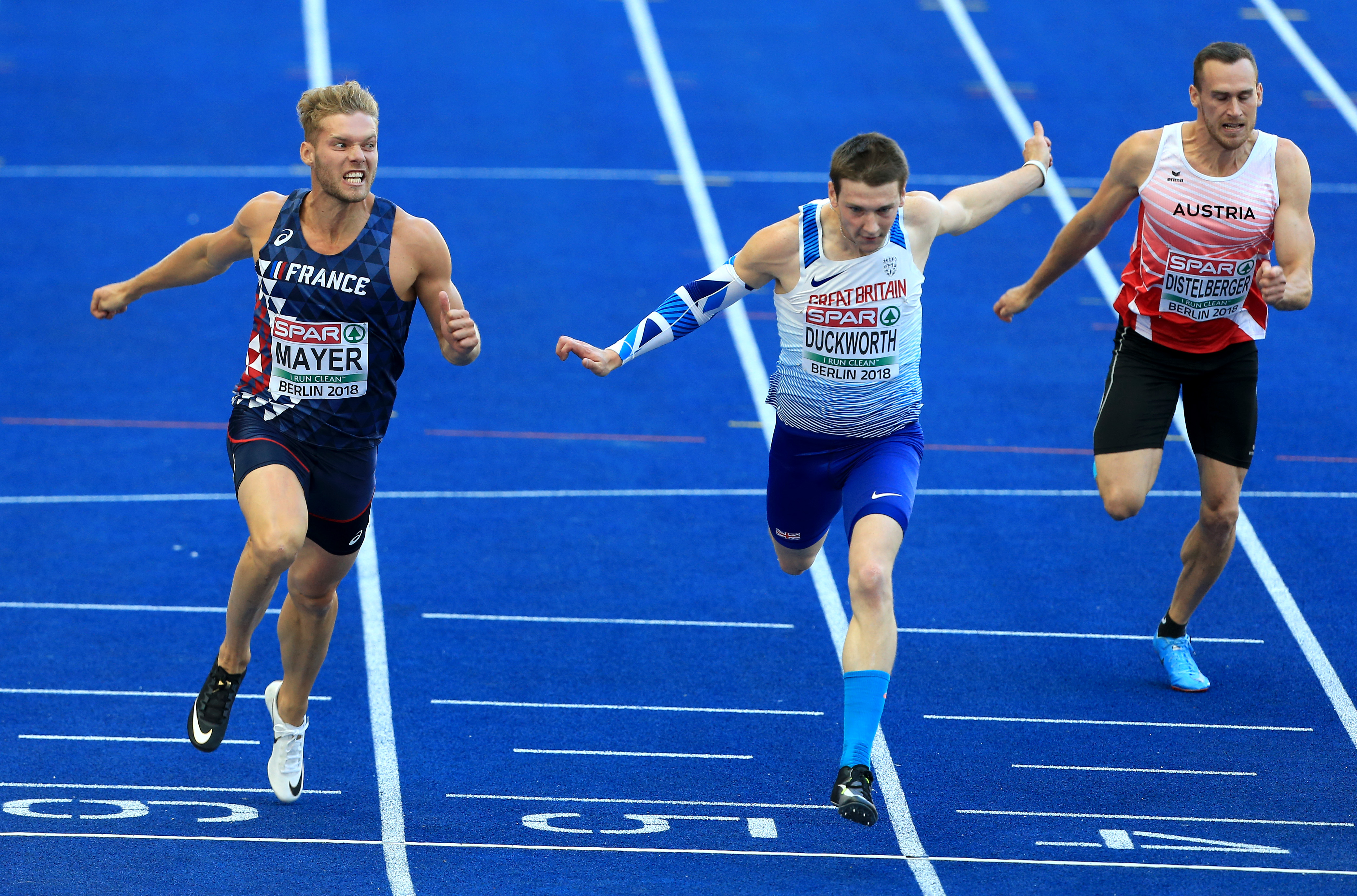 Five big names who could challenge at the European Athletics Indoor Championship in Glasgow