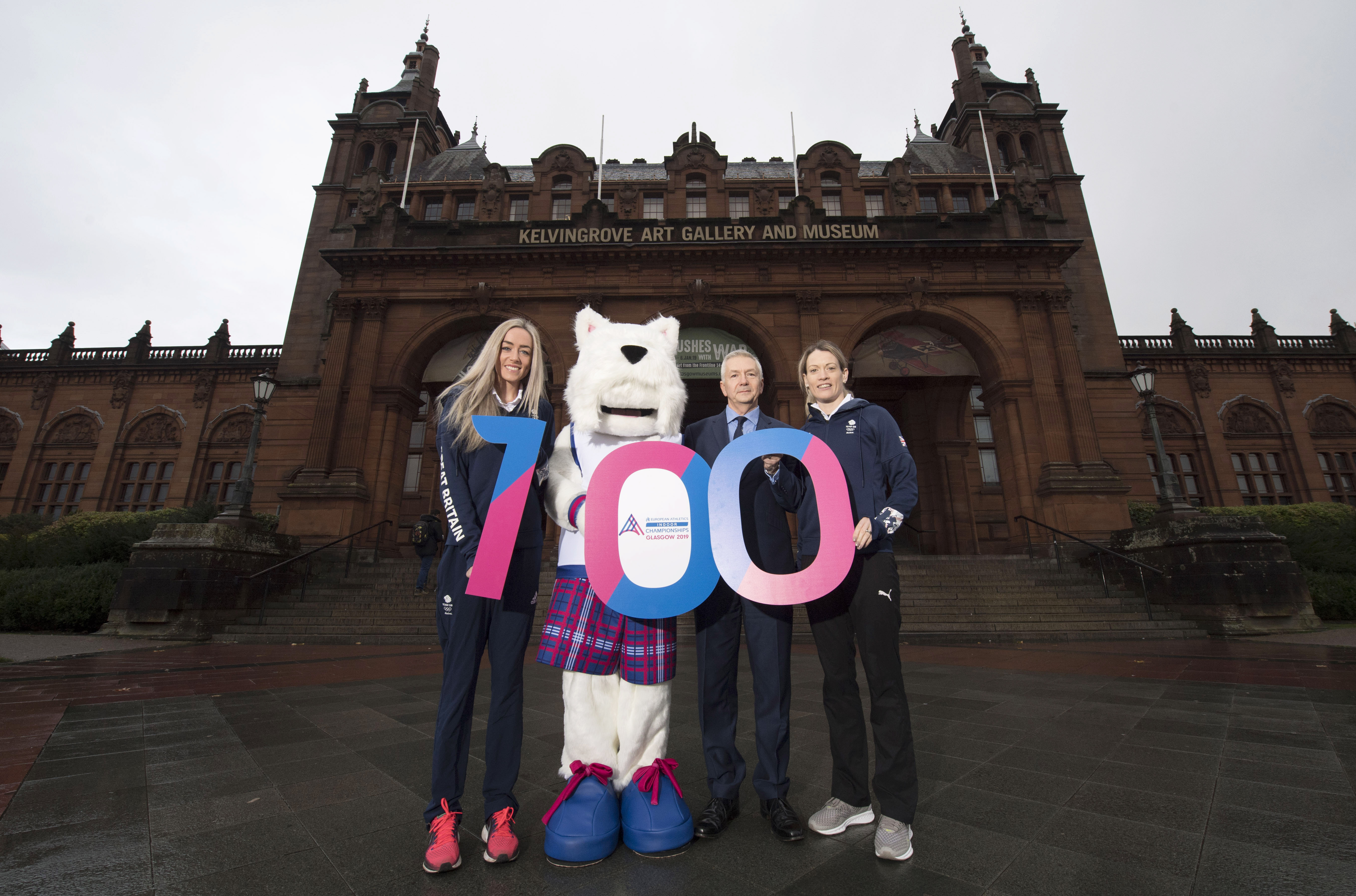 Scottish athletic stars share their excitement as the countdown to Glasgow2019 heads into the final straight