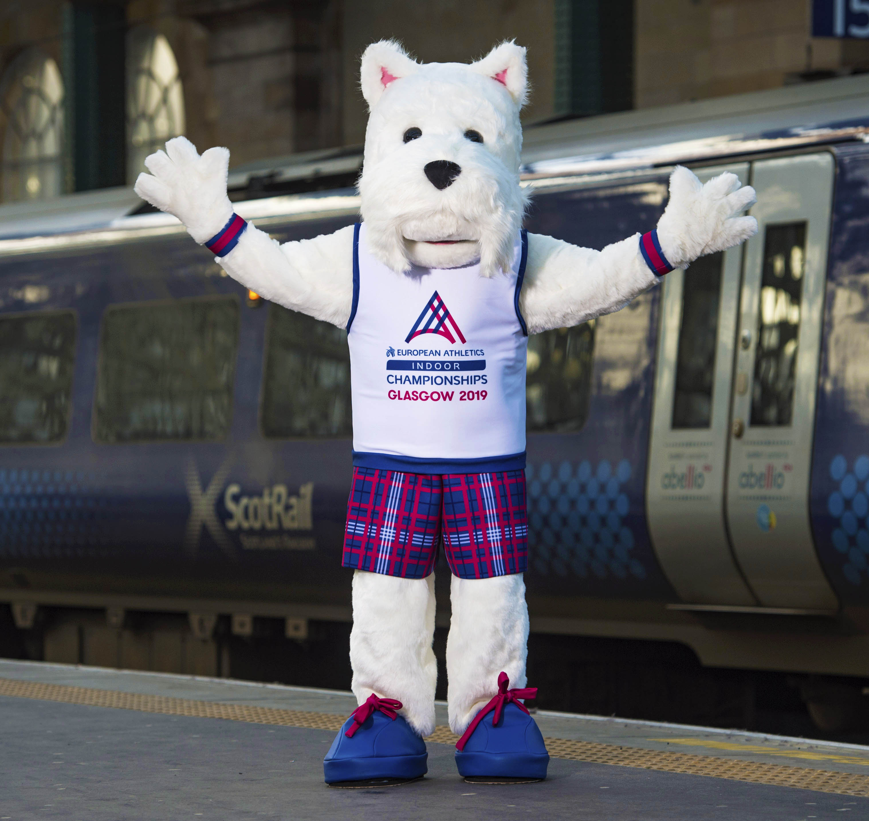 Scotrail revealed as European Athletics Indoor Championships 2019 Official Supplier