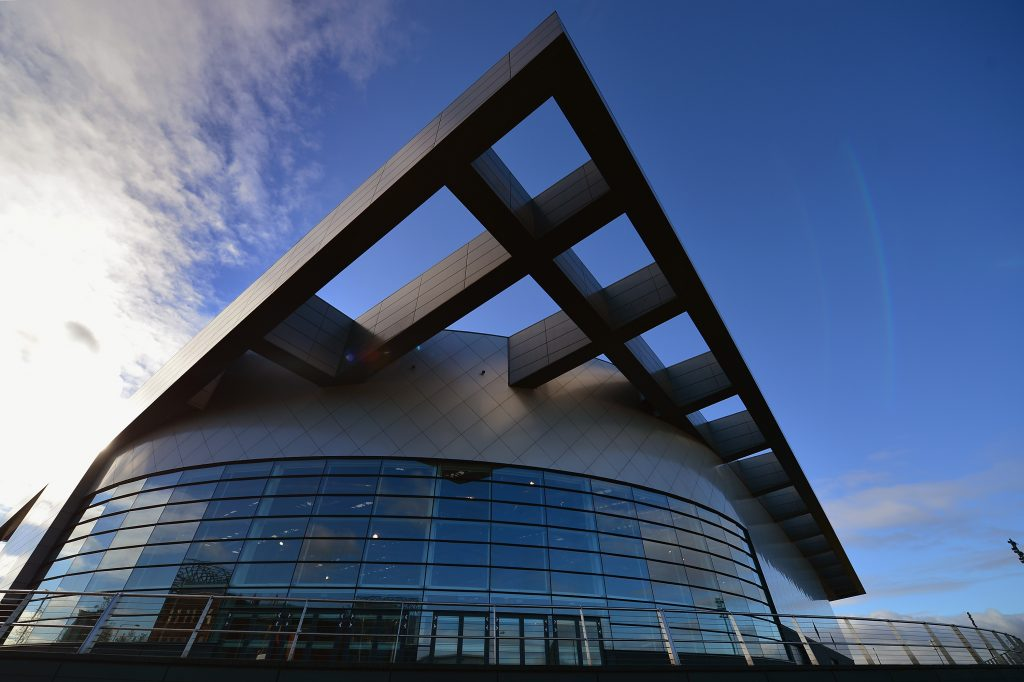 The Emirates Arena, Glasgow