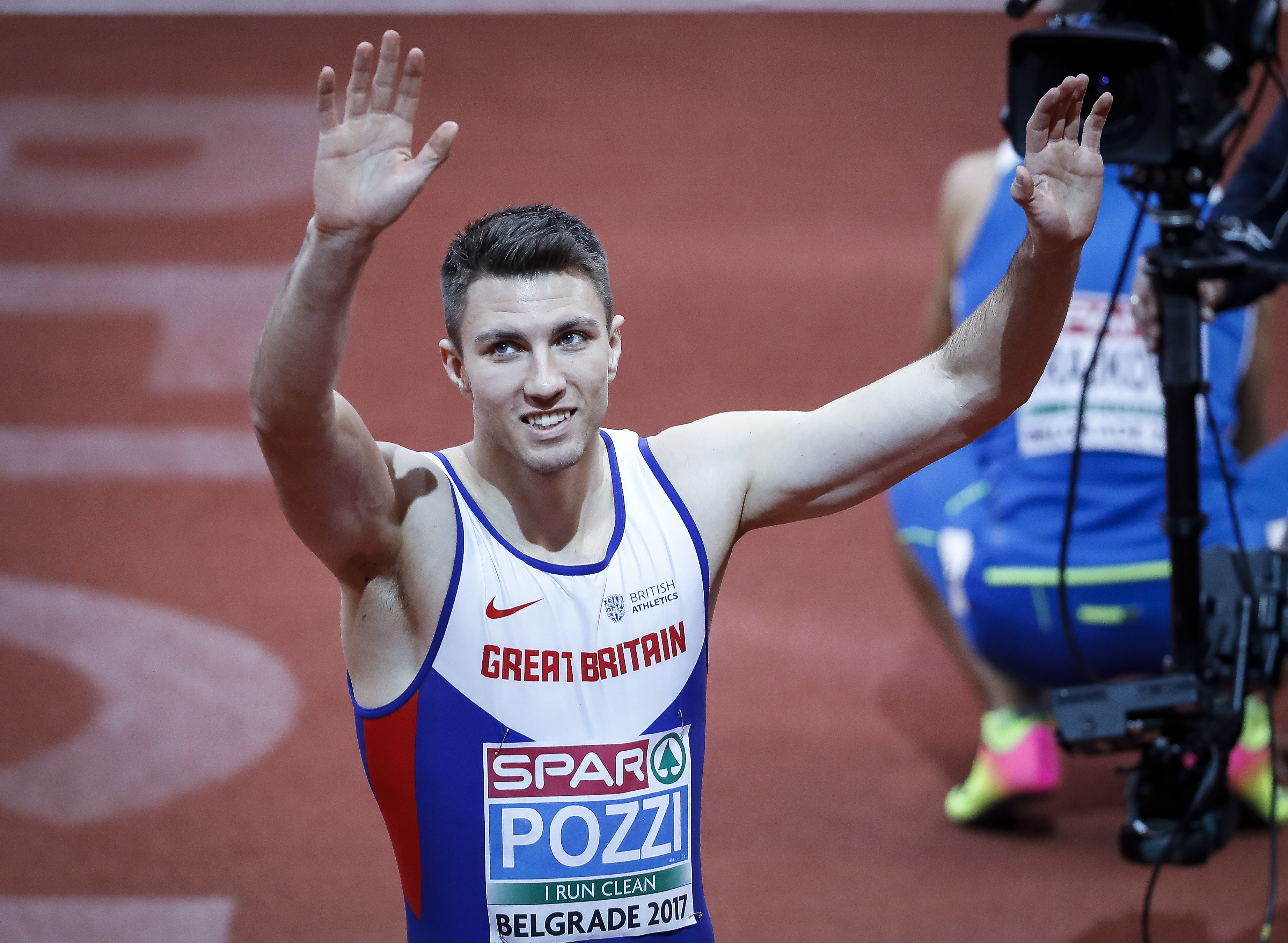 In Focus: Paceman Pozzi bids for back-to-back at Glasgow 2019