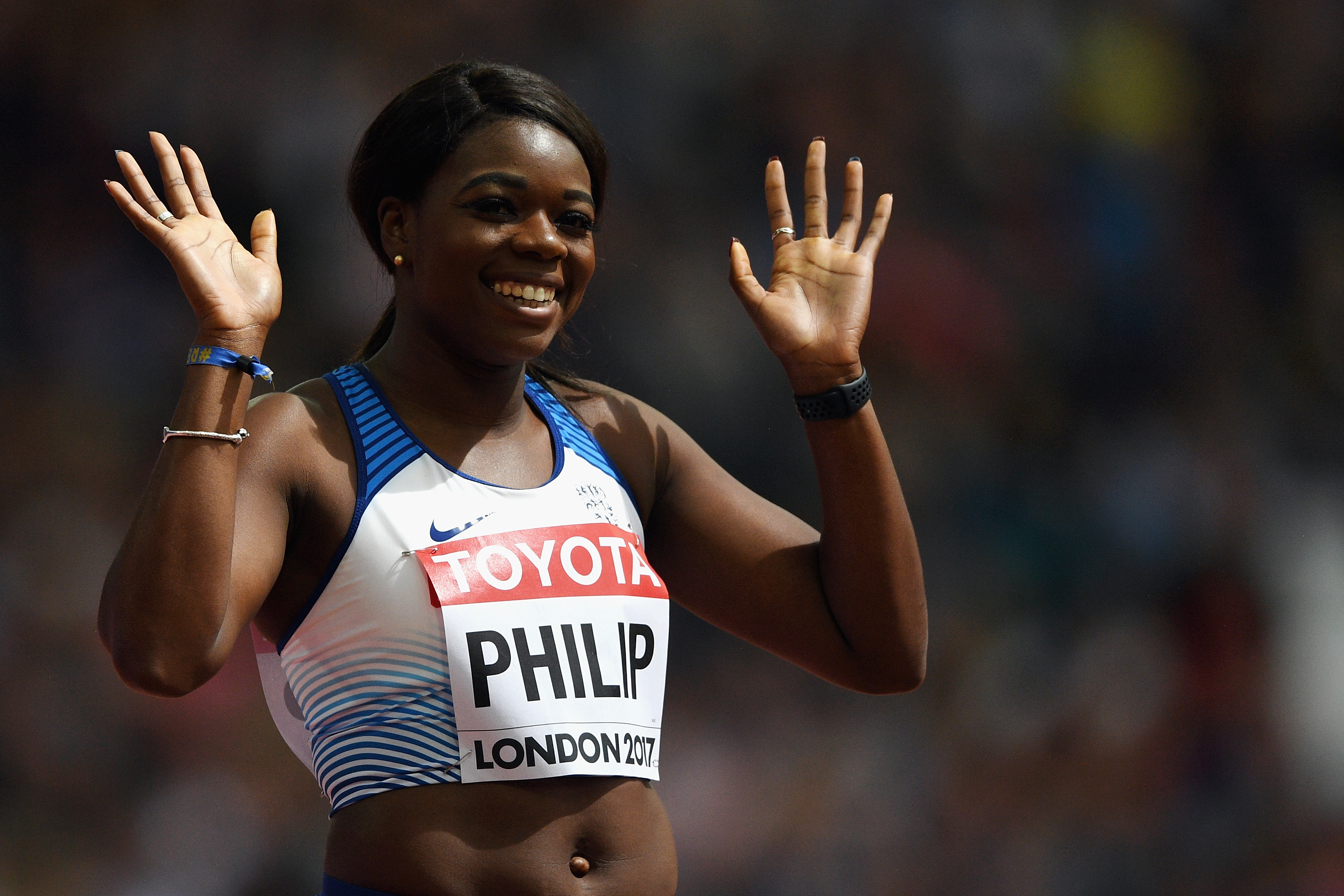 Philip lays down world lead as Glasgow 2019 contenders come to party