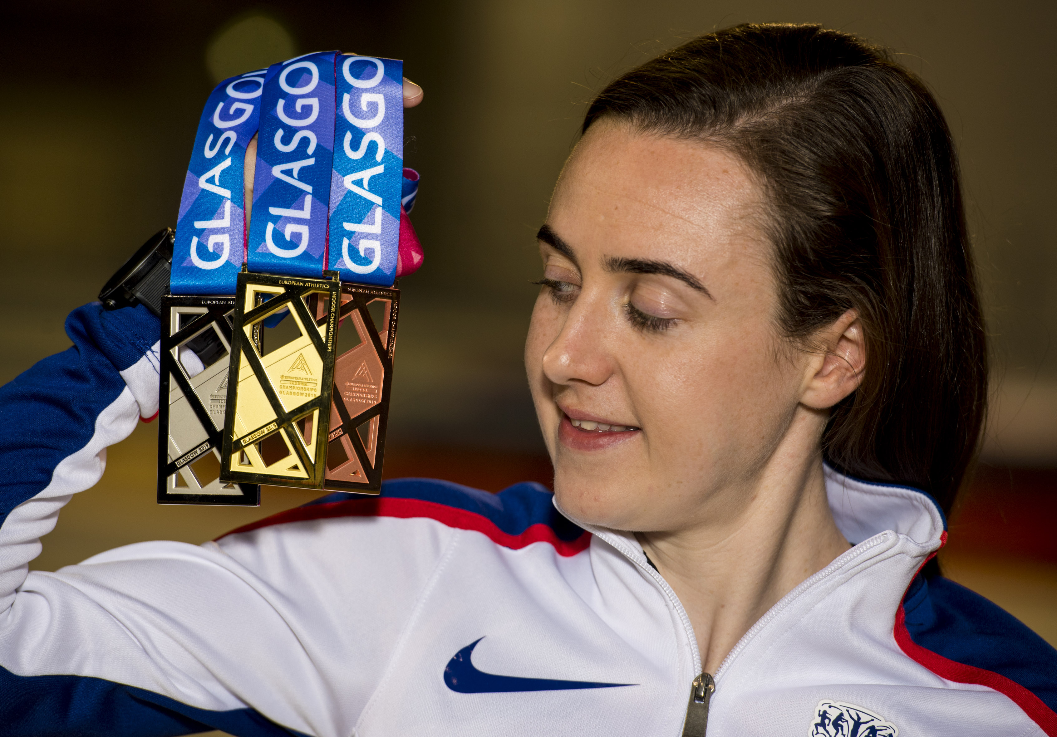 The Glasgow School of Art is going for gold as official medals revealed ahead of Glasgow 2019