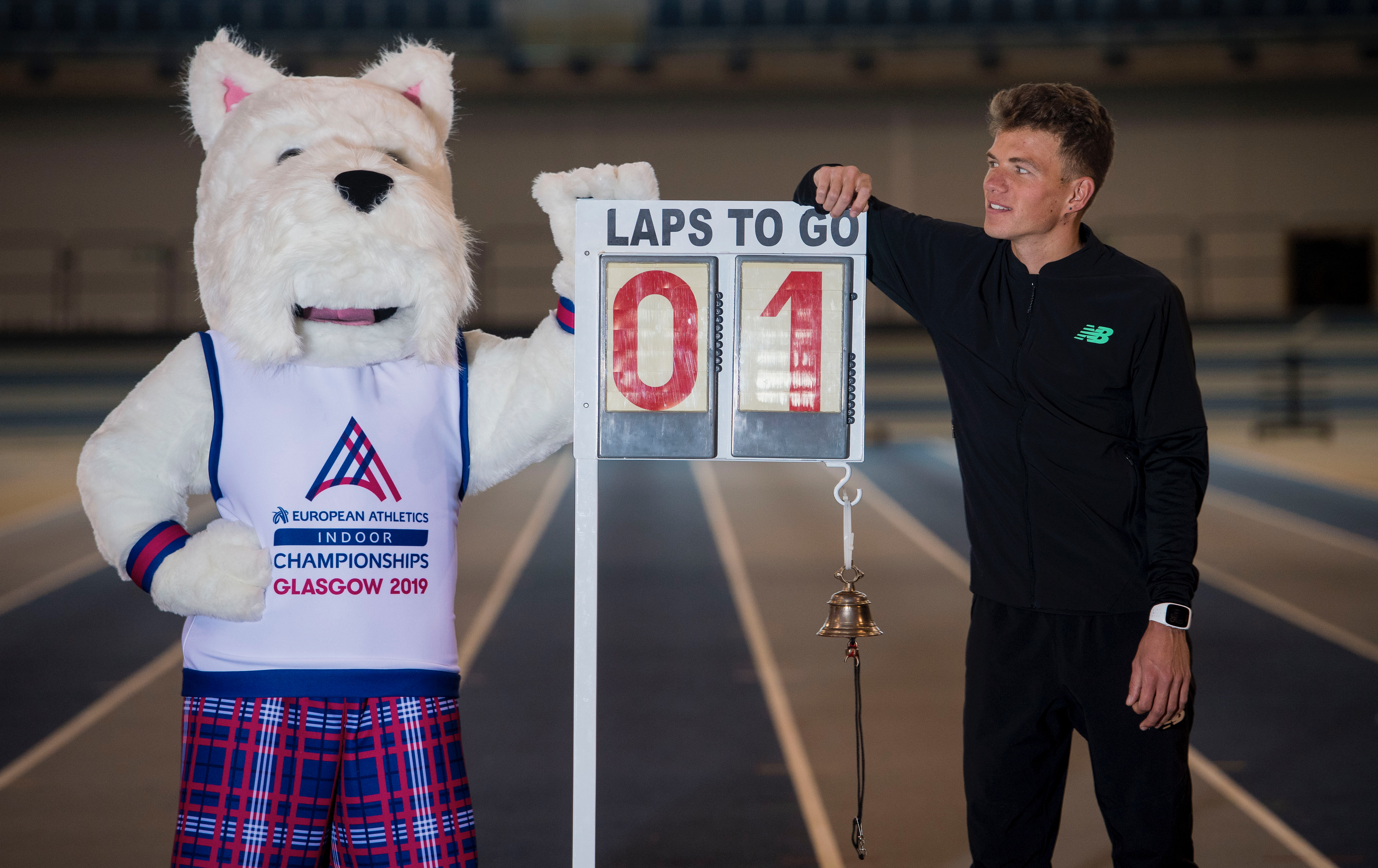 Butchart back with a vengeance in time for Glasgow 2019